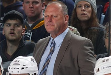Gerard Gallant of Florida Panthers First Coach Fired in NHL
