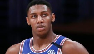 IS RJ BARRETT BEING TREATED UNFAIRLY BY NBA OFFICIALS