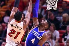 Miami Heat: 10 in a row