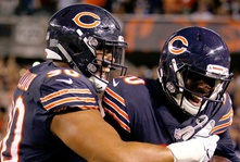 Forced Turnovers Late, Six Sacks By Chicago Defense Doom Seahawks On Monday Night