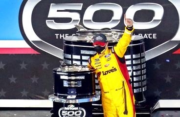 Michael McDowell wins the Daytona 500