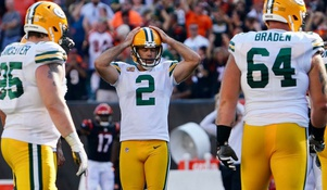 Fuller's Packers Report Card Week 5: Crosby, Packers Survive a Kicking Fiasco
