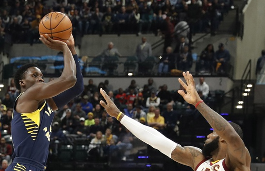 Victor Oladipo has taken his game to a whole new level
