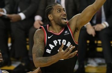 The Toronto Raptors Go Up 2-1 In the NBA Finals.