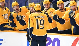 Predators will lose Calle Jarnkrok to the expansion draft, but that's okay