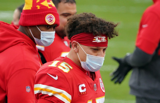 Expect Patrick Mahomes to play against the Bills