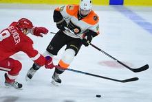 Voracek OT Goal Lifts Flyers over Red Wings