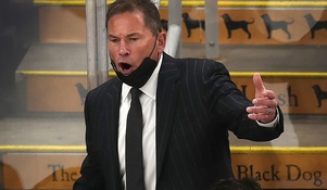 Boston Bruins Head Coach Fined