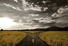 A Road Less Traveled By