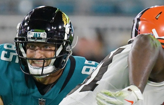 The Jaguars' Tim Tebow experiment is already over