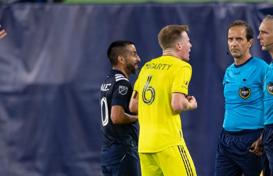 The fallout from Nashville SC's scrap with NYCFC is crazier than you might have expected