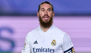 Is Sergio Ramos playing hard to get?