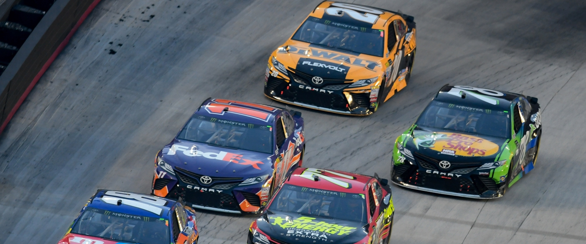 Daily Fantasy NASCAR Picks - Federated Auto Parts 400