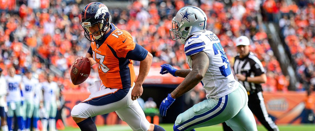 Siemian Continues to Dazzle in Dismantling of Dallas