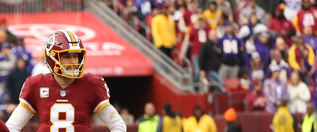 "A look back at the ""Kirk Cousins era"" in DC"