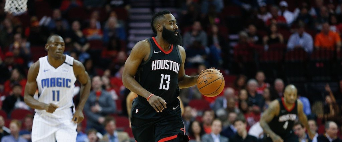 NBA Player of the Night James Harden