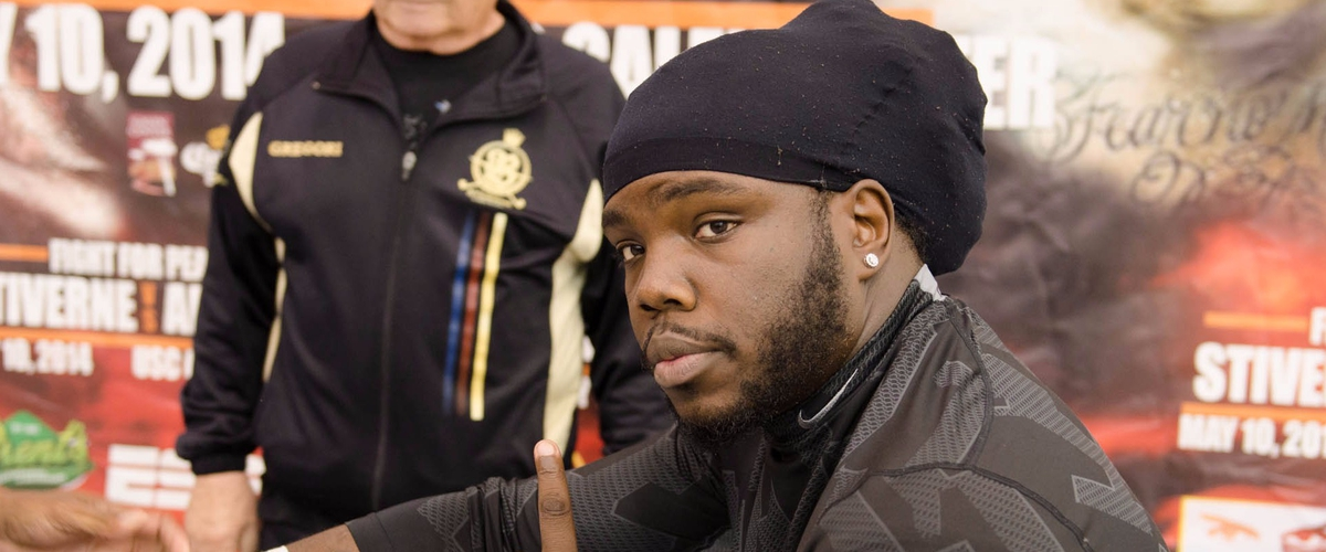 Bermane Stiverne agrees to step aside will face Dominic Breazeale on November 11th co-main event