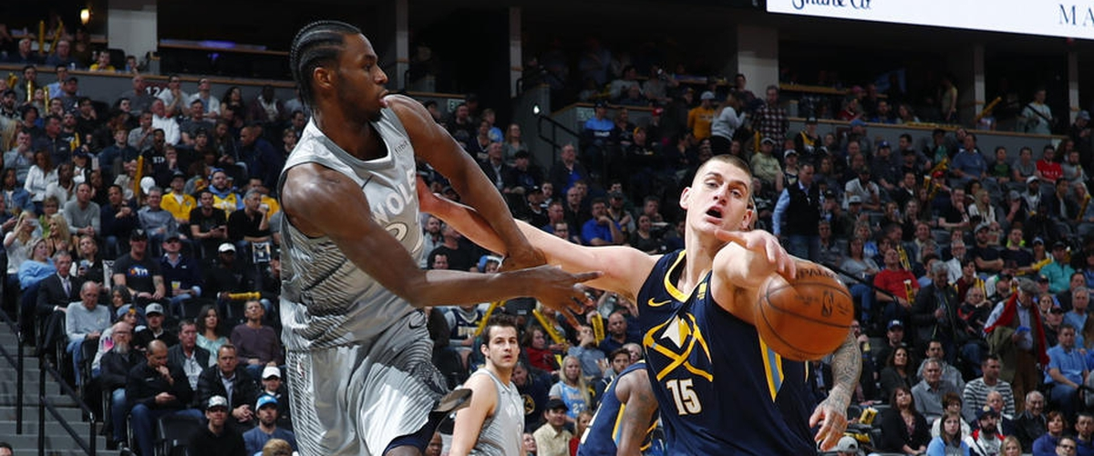 Timberwolves & Nuggets to Battle for Playoff Berth