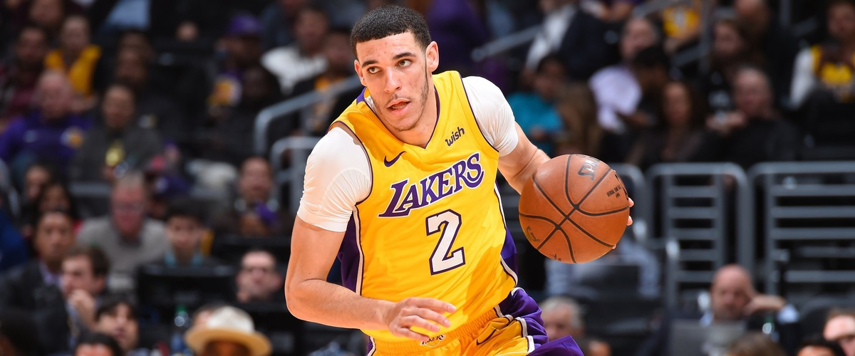 NBA Player of the Night Lonzo Ball