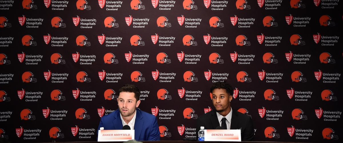 R.I.P. Baker Mayfield and Other Draft Thoughts