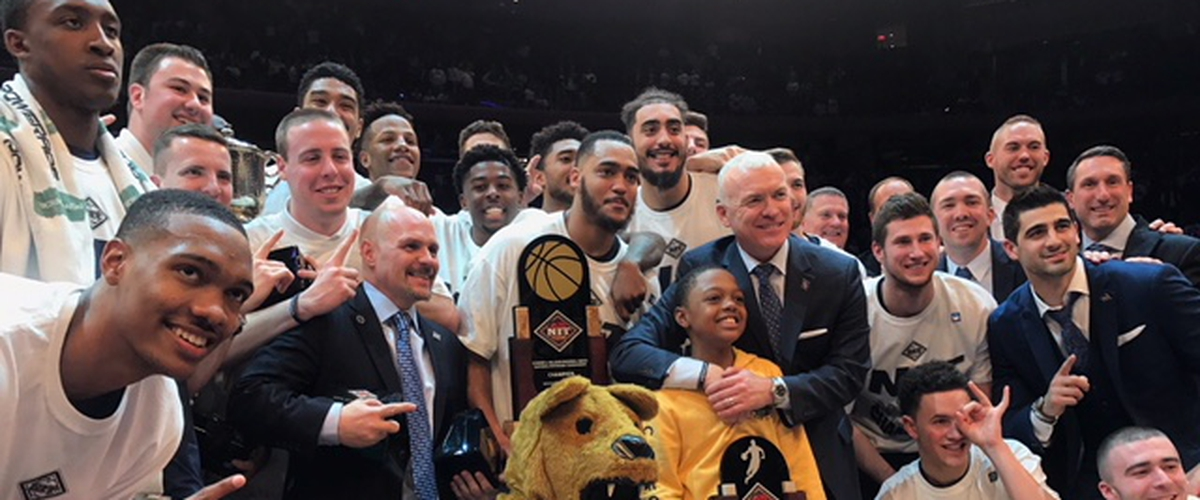 Penn State Dominates Utah For NIT Crown