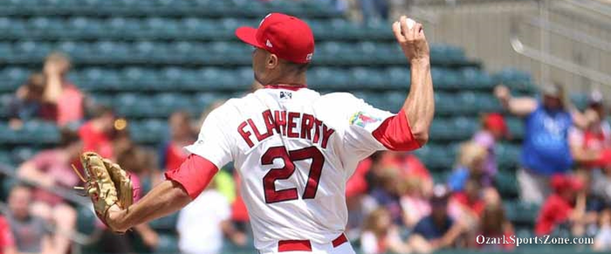 Cardinals No. 3 Prospect RHP Jack Flaherty will debut facing the San Francisco Giants