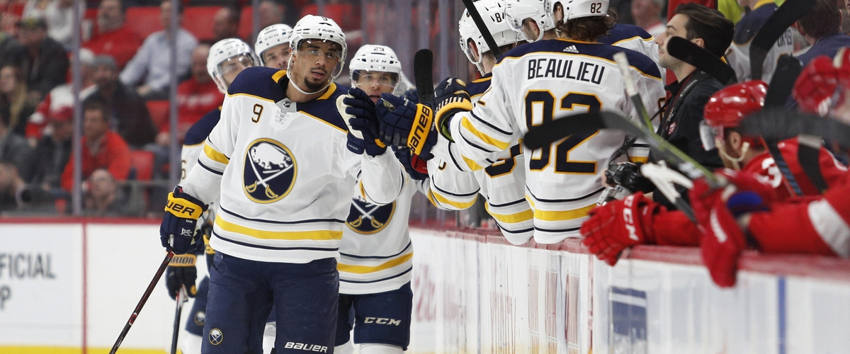 Evander Kane Traded to San Jose