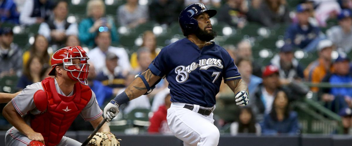 Why is Eric Thames hitting so well?