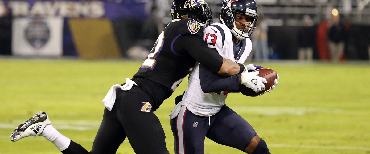 Ravens Defense Strong Once again in win over Texans