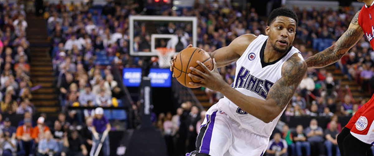 Rudy Gay signing with San Antonio
