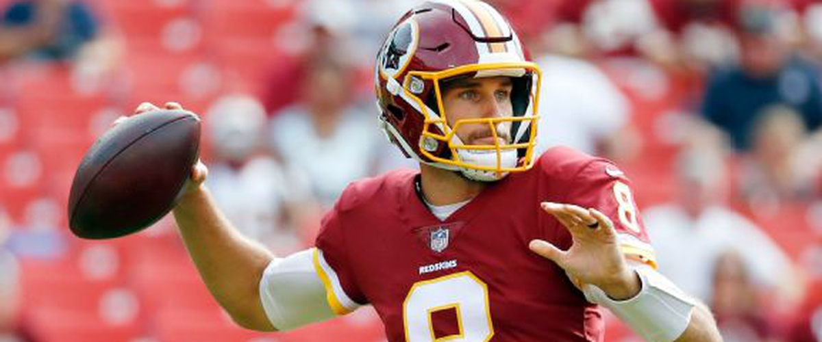 Surviving in LA; Redskins top Rams 27-20