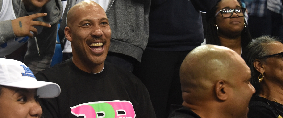 Did LaVar Ball Rip Off Ohio State For His New $500 Shoe Logo?