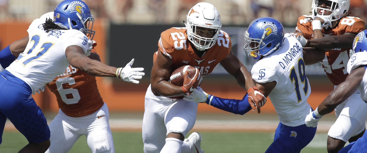 Time for the Texas Longhorns to focus on the run game