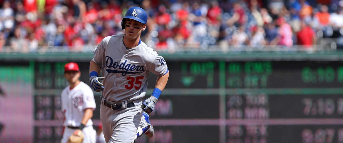 Cody Bellinger exceeding own expectations