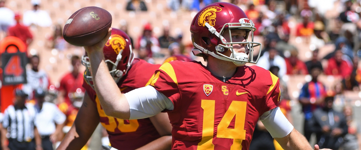 Can Sam Darnold be an Elite College Quarterback?