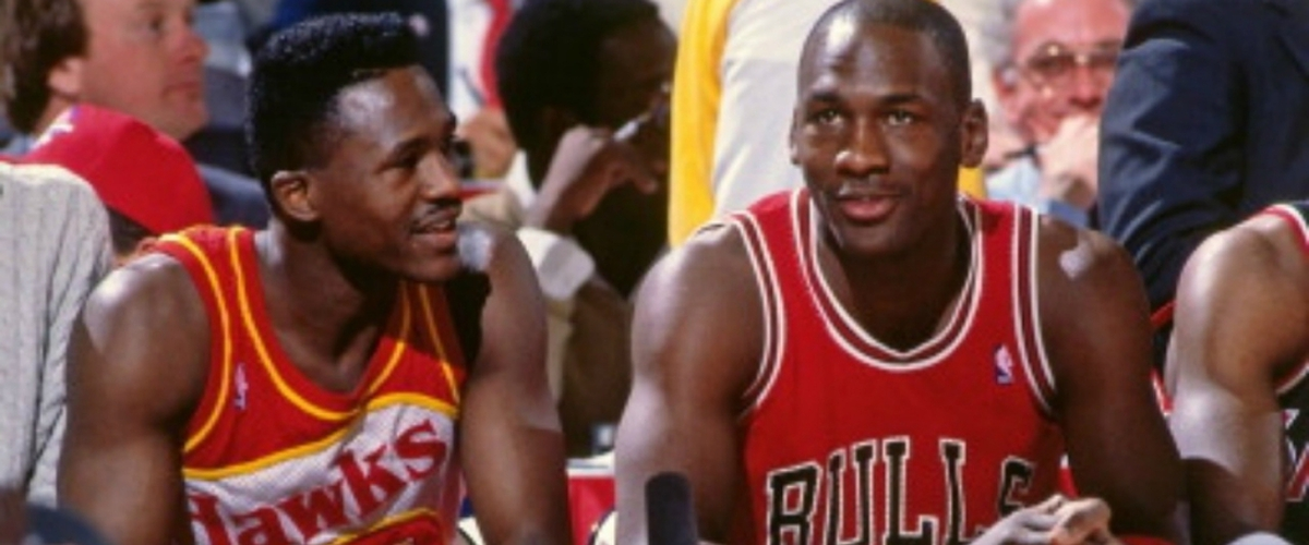 NBA Rewind: 1988 Slam Dunk Contest; 'Nique and Jordan rock the Windy City