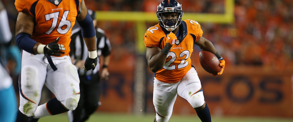Time to Shine for C.J. Anderson