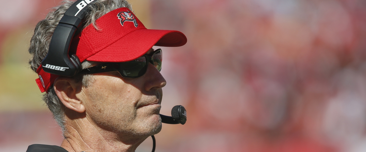 Bucs looking for complete game in New Orleans