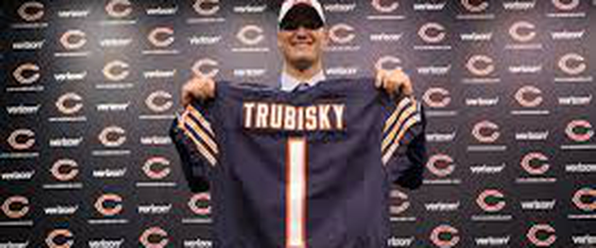 Jay Cutler says he wouldn't play Mitch Trubisky if team start bad.