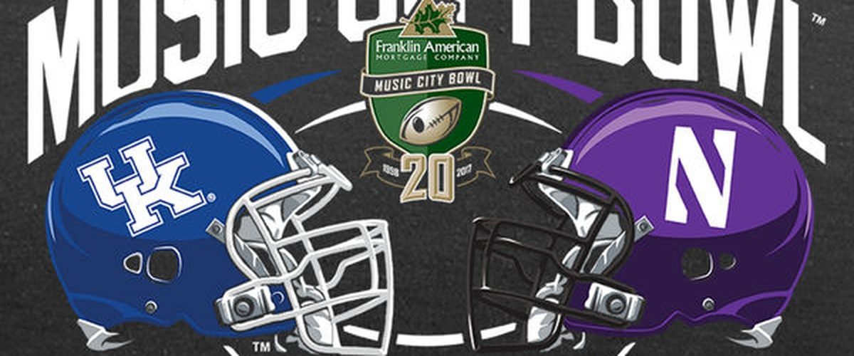 The Obstructed Preview of the Music City Bowl: Kentucky vs. Northwestern