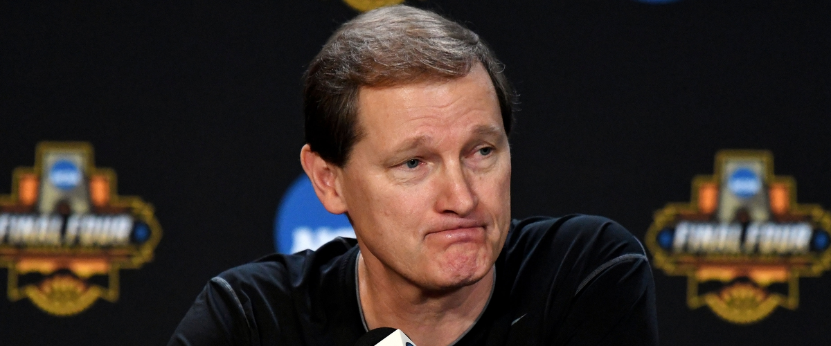 NCAA Basketball: Final Four-Coaches Press Conference