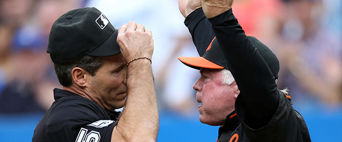 Weekend Roundup: Umpire Ejections