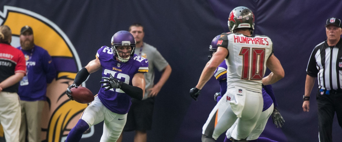 Bucs dominated by the Vikings