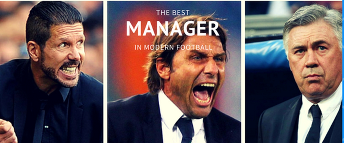 Who is the Best Manager in Modern Football