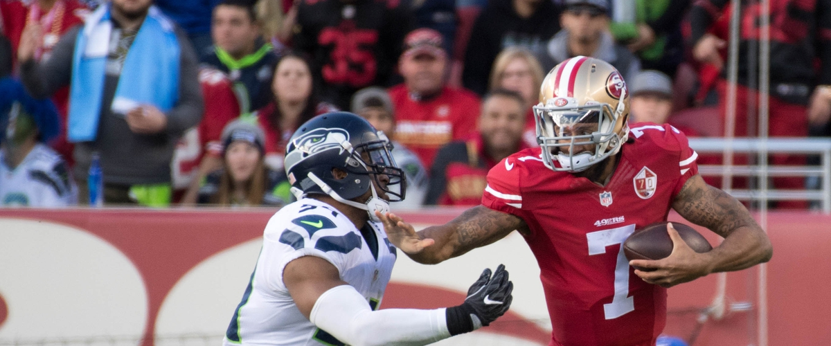 Seattle Seahawks Looking to Add Kaepernick or One Other Free Agent Quarterback as a Backup