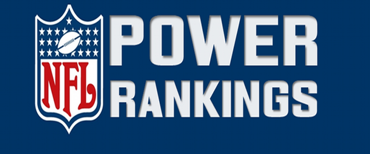 2017 NFL Power Rankings: Week 17