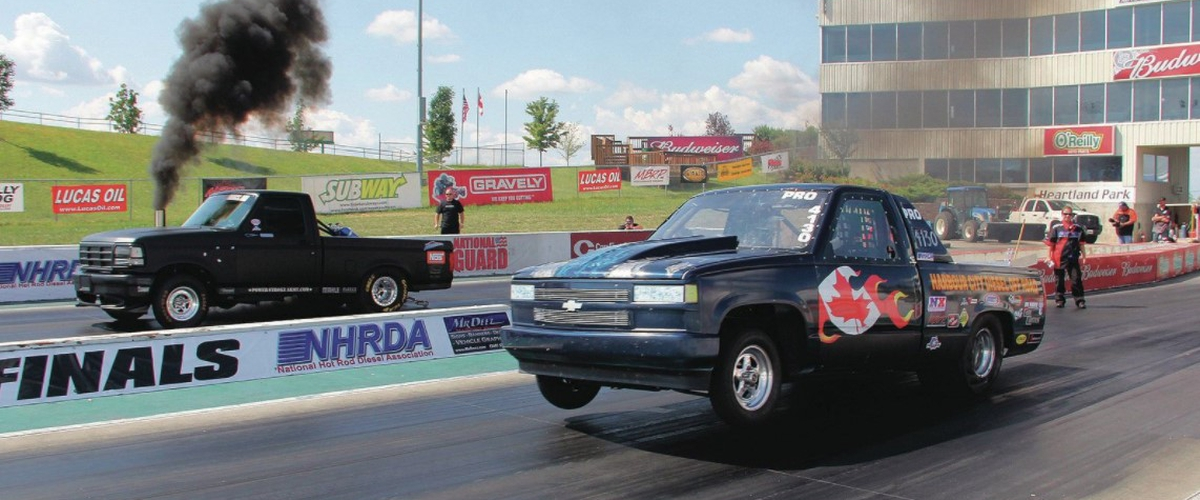 How to Drag Race Your Truck