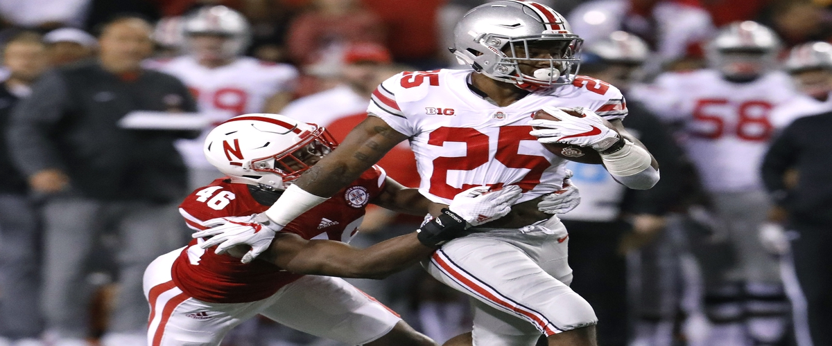 Ohio State mows down Huskers to extend lead over Nittany Lions
