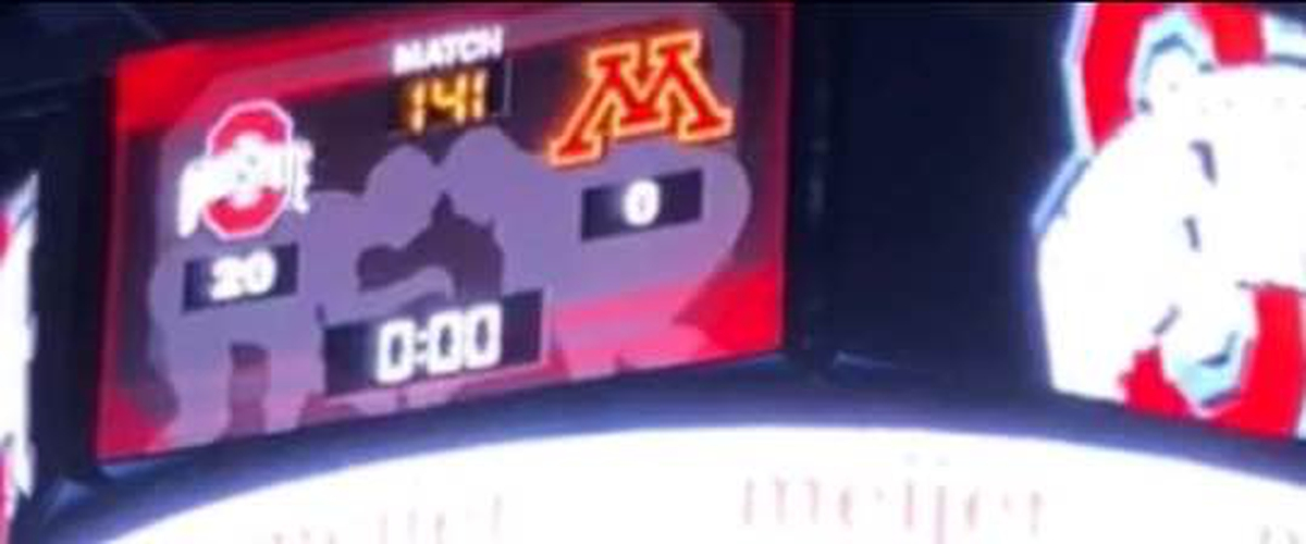 #1 Buckeyes Ground the #17 Gophers
