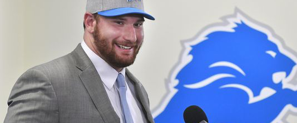 My Thoughts on How the Lions Did During the Draft.